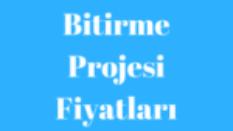 Bitirme projesi fiyatları